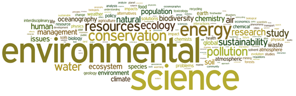 environmental science, environment, careers, courses, jobs