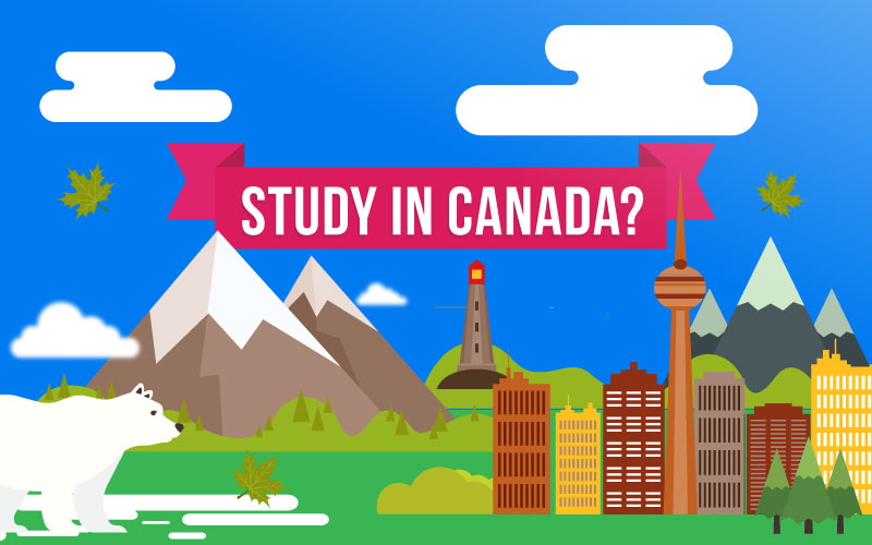 Study in the Canada - All you need to know about studying in Canada