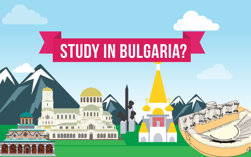 Study in Bulgaria - All you need to know about studying in Bulgaria